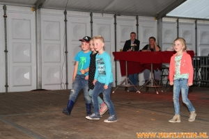 28 april - Miniplaybackshow en bonte avond