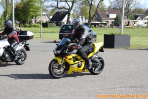 29 april - Motortoertocht